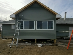 Vinyl Siding Contractors West Point NE - Universal Renovations - 63444